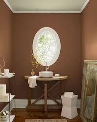 Brown Bathroom Colors - brown warm earth tones in bathroom benjamin moore bathroom ideas