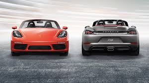 boxster porsche 2017 look for the 2017 porsche 718 boxster convertible porsche of fremont