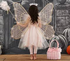light up fairy wings pink fairy light up costume pottery barn kids