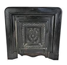 original japanned cast iron salvaged chicago interior residential