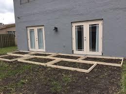Ideas For Concrete Patio Create A Stylish Patio With Large Poured Concrete Pavers
