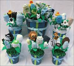 Baby Monkey Centerpieces by Baby Shower Decorations Monkey Boy Monkey Boy Baby Shower