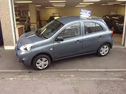 nissan micra alloy wheels used nissan micra grey for sale motors co uk