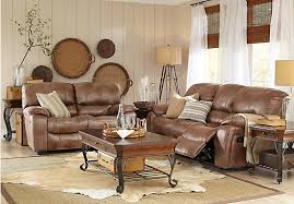 Cindy Crawford Savannah Bedroom Furniture by Picture Of Cindy Crawford Home Alpen Ridge Tan 3 Pc Living Room