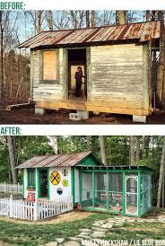 Building Backyard Chicken Coop How To Build A Chicken Run Ashley Hackshaw Lil Blue Boo