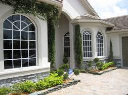 granite arched home window design ideas exterior home window