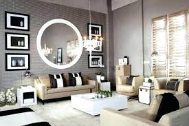 wall mirrors living room white mirrors for living room very elegant living room with white