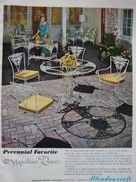 1960s Patio Furniture The 79 Best Images About Vintage Patio On Pinterest Tea Cart