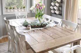 how to stain pine table diy farmhouse table using white plans a custom stain