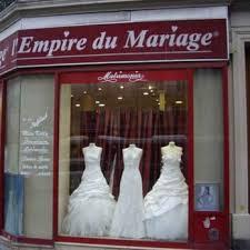 magasin mariage barbes empire du mariage mariage 135 bld magenta gare du nord la