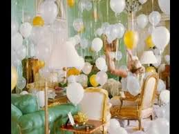 Room Decoration For New Year Party by Diy New Years Party Decorations Ideas Youtube