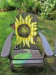 Yellow Plastic Adirondack Chair Adirondack Stool Foter