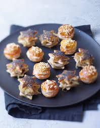 recette de cuisine noel petits feuilletés de noël pour 8 personnes recettes