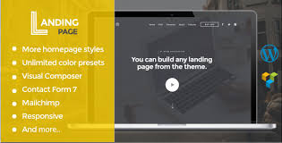 landing page wordpress theme for marketing u2013 laveo physcode com