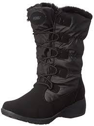 khombu womens boots sale amazon com khombu s kh cold weather boot black