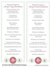 25 unique lds baptism program ideas on baptism