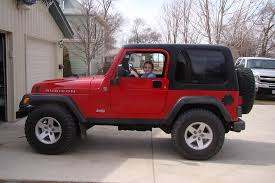 jeep wrangler red members