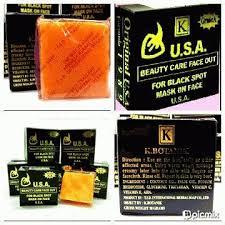 Sabun Usa vipada usa soap sabun usa anti black spot made in thailand ori 100
