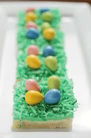coconut easter eggs easter egg hunt sugar cookie bars julie s eats treats