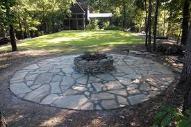 Flagstone Firepit Best Of Pit Flagstone Flagstone Pit And Surround