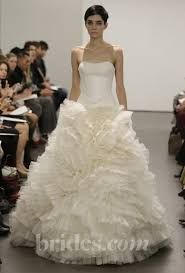 vera wang wedding dresses fall 2013 bridal runway shows