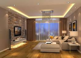 Modern Living Room Ceiling Lights Modern Living Room Brown Design Pinteres