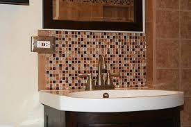 bathroom sink backsplash ideas sink backsplash ideas for bathroom sink bathroom sinks with bathroom