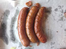 what is texas german sausage