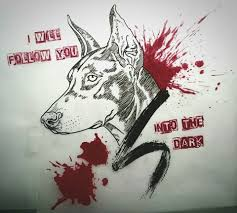 dobermann tattoo sketch by pureinkpottenstein on deviantart
