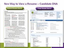 Careerbuilder Resume Database Resume Search Resume Example
