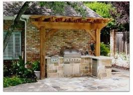 the 25 best small outdoor kitchens ideas on pinterest outdoor