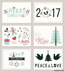 winter holidays greeting cards merry happy holidays