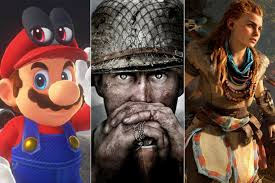 best video games of 2017 top selling for xbox playstation and