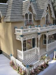 Little Darlings Dollhouses Customized Newport by Dollhouses By Robin Carey