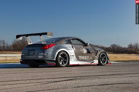 nissan 350z rear diffuser tf works sr20 powered nissan 350z midwest track show champ