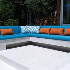Ideas For Outdoor Loveseat Cushions Design Furniture Sunbrella Cushions And Outdoor Bench Cushions Sunbrella