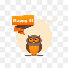 cartoon cute owl vector material free download all kinds of owls