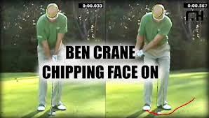 ben crane chipping youtube