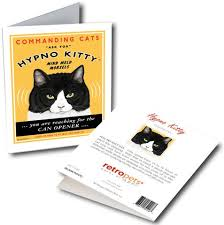 greeting cards retro pets