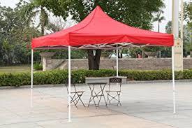 Patio Tent Gazebo American 10x10 10x15 10x20 White Frame