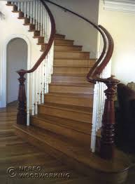 victorian farmhouse style victorian staircases victorian stair a mahogany u0026 white oak