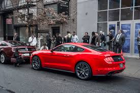 2015ford mustang official the 2015 ford mustang gets its specifications published