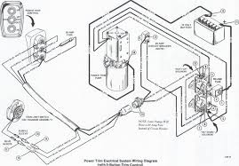 trim for boat wiring schematic trim wiring diagrams