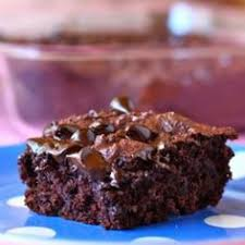 3 ingredient cherry chocolate dump cake recipe simple kid and