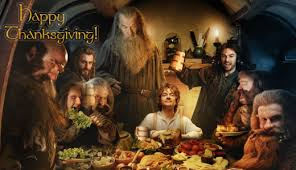 middle earth news things to be thankful for a middle earth news