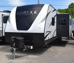 kodiak travel trailer floor plans 2018 dutchmen kodiak ultimate 295tbhs travel trailer tulsa ok rv