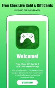 xbox live gift cards free xbox live gold gift cards for android apk
