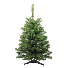 3 battery operated pre lit led pine artificial tree