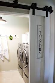 Washer Dryer Enclosure Best 25 Laundry Room Doors Ideas On Pinterest Laundry Closet