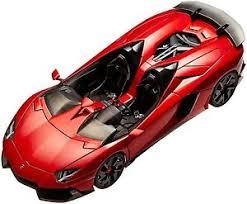 lamborghini aventador j autoart 1 18 lamborghini aventador j metallic red 674110746730 ebay